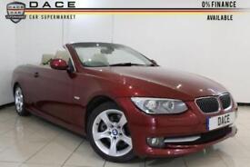 2010 10 BMW 3 SERIES 3.0 325I SE 2DR AUTOMATIC 215 BHP
