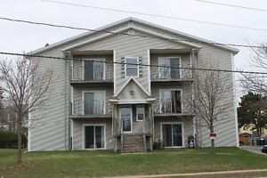 CHARLOTTETOWN – QUIET BEAUTIFUL 2BDR APARTMENT HEATED