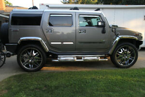 Immaculate Custom 2008 H2 Hummer LOADED!
