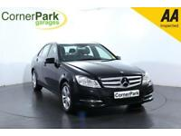 2013 MERCEDES C-CLASS C220 CDI BLUEEFFICIENCY EXECUTIVE SE SALOON DIESEL