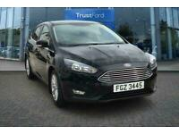 2017 Ford Focus 1.0 EcoBoost Zetec Edition 5dr- 6 Speakers, Bluetooth, Cruise Co
