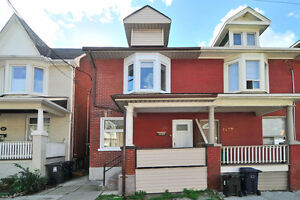 Lovely Home in Leslieville with 3 Bedrooms and 2 Kitchens