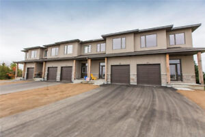 BRAND NEW TOWN HOMES FOR RENT-NO rear neighbours!! MOVE IN READY