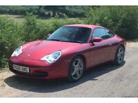 Porsche 911 3.6 996 Carrera 4 AWD