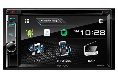 Kenwood DDX394 In Dash Double Din 6.2
