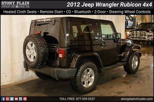 2012 Jeep Wrangler Rubicon Edmonton Edmonton Area image 2