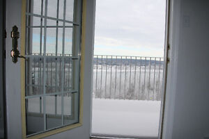 Newer River View Spacious 2 bed rooms apartments for rent now