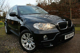 BMW X5 3.0 30d M Sport 5dr £7K WORTH OF SPEC
