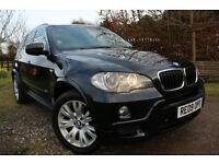 BMW X5 3.0 30d M Sport 5dr £7K WORTH OF SPEC