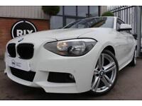2014 15 BMW 1 SERIES 2.0 116D M SPORT 3D 114 BHP DIESEL