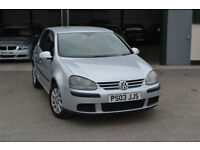 2004 Volkswagen Golf 1.9TDI MANUAL DIESEL SE NEW MOT
