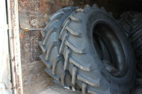 16.9 x 38 Radial Tires and Tubes