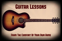 Guitar Lessons - I Travel To You