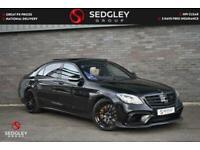 2020 Mercedes-Benz S Class 4.0 S63L V8 AMG SpdS MCT (s/s) 4dr Saloon Petrol Auto