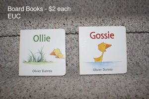 Board Books - Assorted Titles