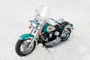 1993 HD HERITAGE SOFTAIL CLASSIC.