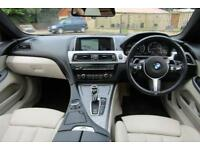 2014 BMW 6 Series Gran Coupe 3.0 640d M Sport Gran Coupe Steptronic 4dr