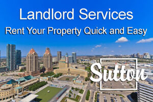 Full Service Rental Department - Landlord Help - Relocations