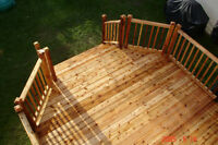 Fence and Deck Contractor