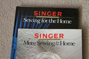 home decor sewing books