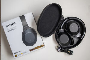 SONY WH-1000XM2  Wireless Bluetooth Noise Cancelling  Headphones