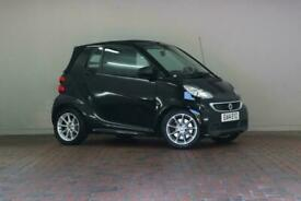 image for 2014 smart fortwo cabrio Passion mhd 2dr Softouch Auto [2010] Convertible Petrol