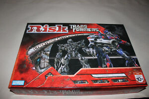 Risk - Transformers