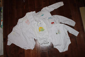 Lot of Baby girls clothing