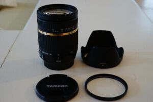 TAMRON Zoom Lens 18-270mm F3.5-6.3 DiII VC PZD for Canon APS-C