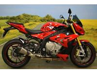 BMW S1000R Sport 2016**CRUISE CONTROL, 3540 MILES, GILLES REARSETS**