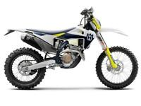 HUSQVARNA FE 350 2021 MODEL ENDURO BIKE NOW AVAILABLE TO ORDER AT CRAIGS MC