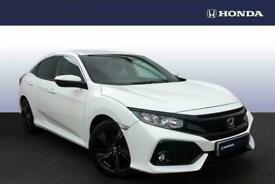 image for 2018 Honda CIVIC HATCHBACK 1.0 VTEC Turbo SR 5dr Hatchback Petrol Manual