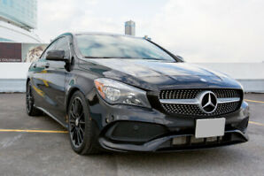 2017 CLA 250 4MATIC (SPORT PACKAGE)