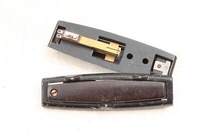 Old Door Bell Plate Door Bell Button Switch Doorbell Button Platter Old Vintage