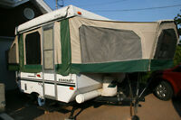 Tente-roulotte Starcraft 1701 Tent trailer