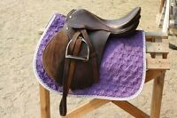 English Saddle & Bridle