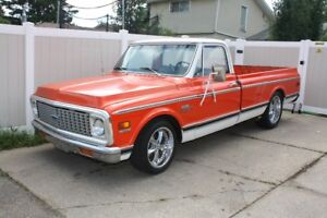 1971 Chevrolet C10 Longbox Pickup