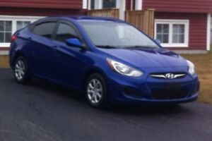 2012 Hyundai Accent with many extras