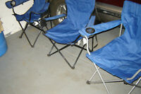 free camping chairs
