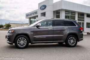 2014 Jeep Grand Cherokee Summit SUV, Crossover