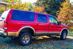 2000 Ford Excursion Limited, SUV, ¾ ton,