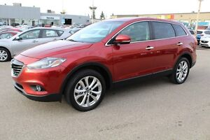 2013 Mazda CX 9 GT AWD V6 *NAVI* LEATHER *CERTIFIED PREOWNED*