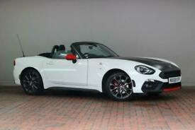 image for 2018 Abarth 124 Spider 1.4 T MultiAir 2dr Auto Convertible Petrol Automatic