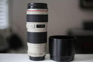 Canon 70-200 f4 non IS