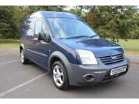 2013 Ford Transit Connect 1.8TDCi ( 90PS ) DPF T230 LWB EURO 5 1 OWNER FROM NEW