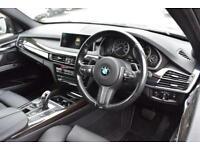 2015 15 BMW X5 3.0 XDRIVE30D M SPORT 5D AUTO-1 OWNER-BLACK DAKOTA LEATHER-20