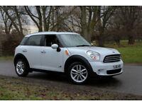 Mini Mini Countryman 2.0TD ( 112bhp ) ( Chilli ) Auto 2012 Cooper D ALL4