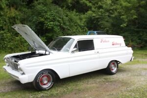 Wanted to buy 1964 Falcon delivery wagon