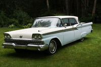 For sale 1959 Ford Galaxie