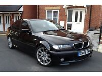 2005 BMW, 3 SERIES 320D M SPORT 2.0 Diesel 150 BHP, 6 SPEED, New Flywheel & Clutch Fitted 96000 Mile